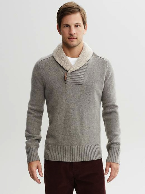 Holiday Sweatering for Guys